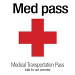 MED pass (OUT OF STATE STUDENTS ONLY)