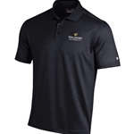 Black Heat Gear Polo