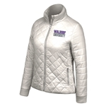 Top of the World~Diamond Light Weight Puffer Jacket