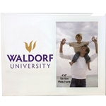 Vertical Glass Waldorf University Frame